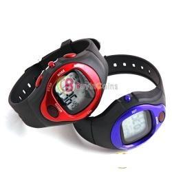 Спортивные часы с пульсометром и калориметром